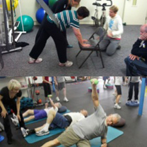 Fitness for Neuromuscular Condidtions
